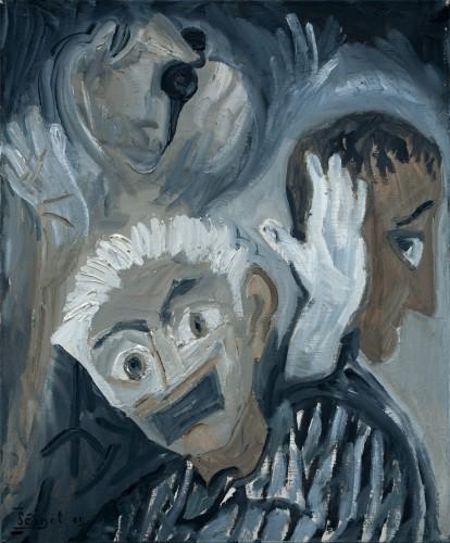 Michail-Scigol---Krizova-cesta-totality---Akce-K---01---Jezis-Pilatem-k-smrti-odsouzeny