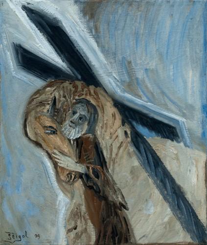 Michail-Scigol---Krizova-cesta-totality---Akce-K---05---Simon