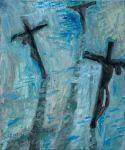 Ост. 11 , распятие на кресте