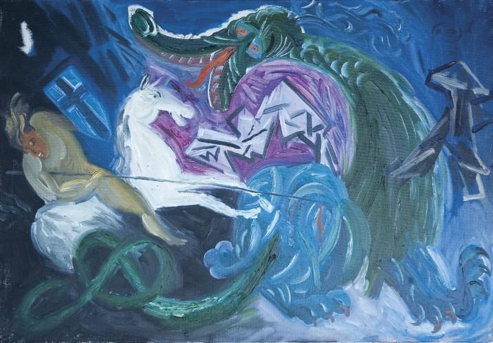 Michail-Scigol-Tristan-a-Isolda-drak