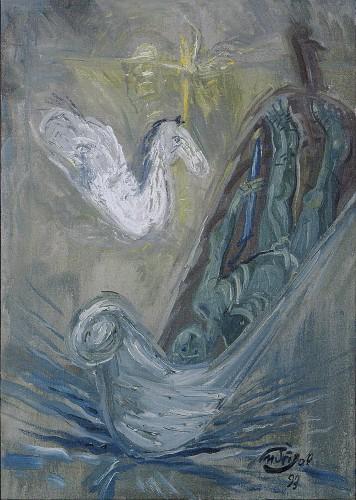 Michail-Scigol-Tristan-a-Isolda-Tristanova-lodicka