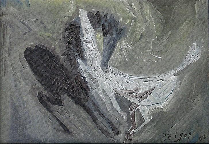 Michail-Scigol-Souboj