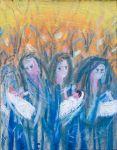 VIII. Setkání s jeruzalémskými ženami