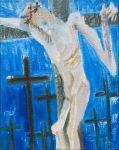 XI. Přibití na kříž