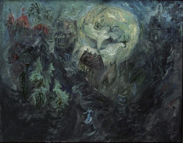 Michail-Scigol-Noci-v-Zeleznici-04-Mesic-na-zahrade