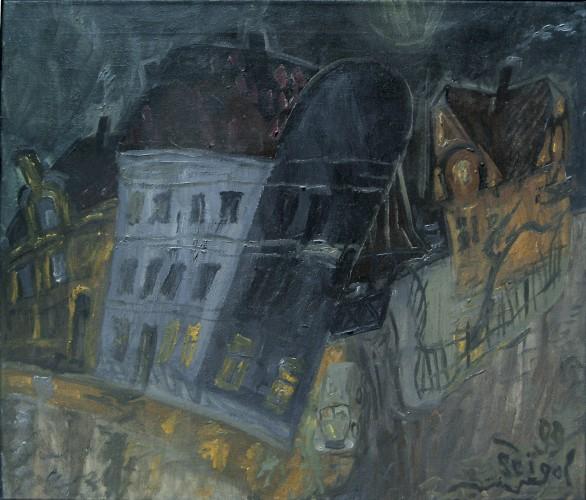 Michail-Scigol-Noci-v-Zeleznici-09-Spici-auto