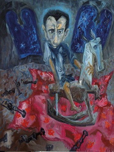 Michail-Scigol-A-V-E-Valdstejn-Prvni-valka