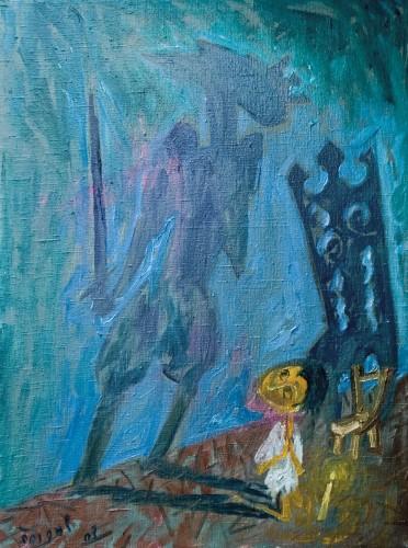 Michail-Scigol-A-V-E-Valdstejn-Vecerni-modlitba